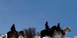 Cabalgatas para todos los gustos en la Cordillera