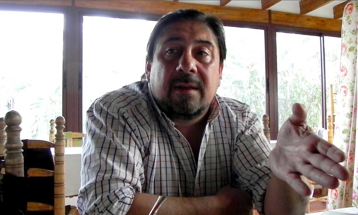 El meteorólogo marplatense Pedro Mazza entrevistado por CUMBRES.