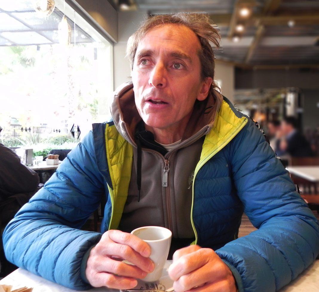Mauricio Fernández, recién llegado de Himalaya, en diálogo con CUMBRES.