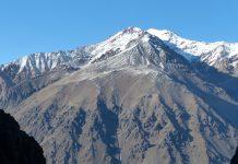 El pico Legendario.