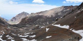 El Cruce de los Andes por el Portillo-Piuquenes, una aventura imperdible. (Ph Andrómeda agencia)