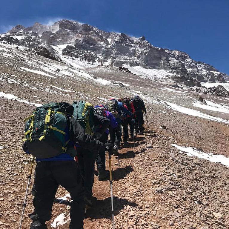 Mountrailismo es parte de una nueva visión del deporte de montaña.