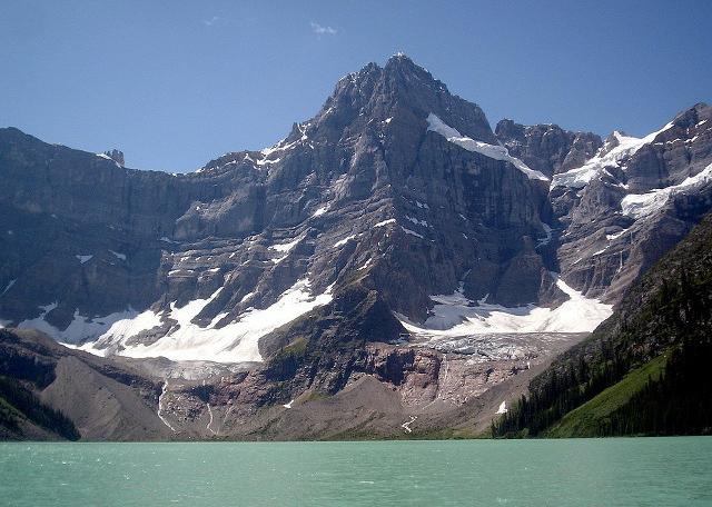 Howse Peak, Alberta Canada. Ph: Rick Mc Charles.