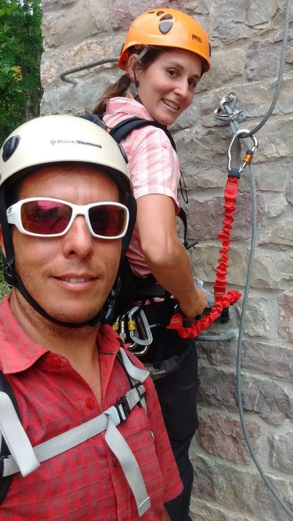 En Adventure Andes, Gonzalo y Magui brindan servicios de guía de forma personalizada.