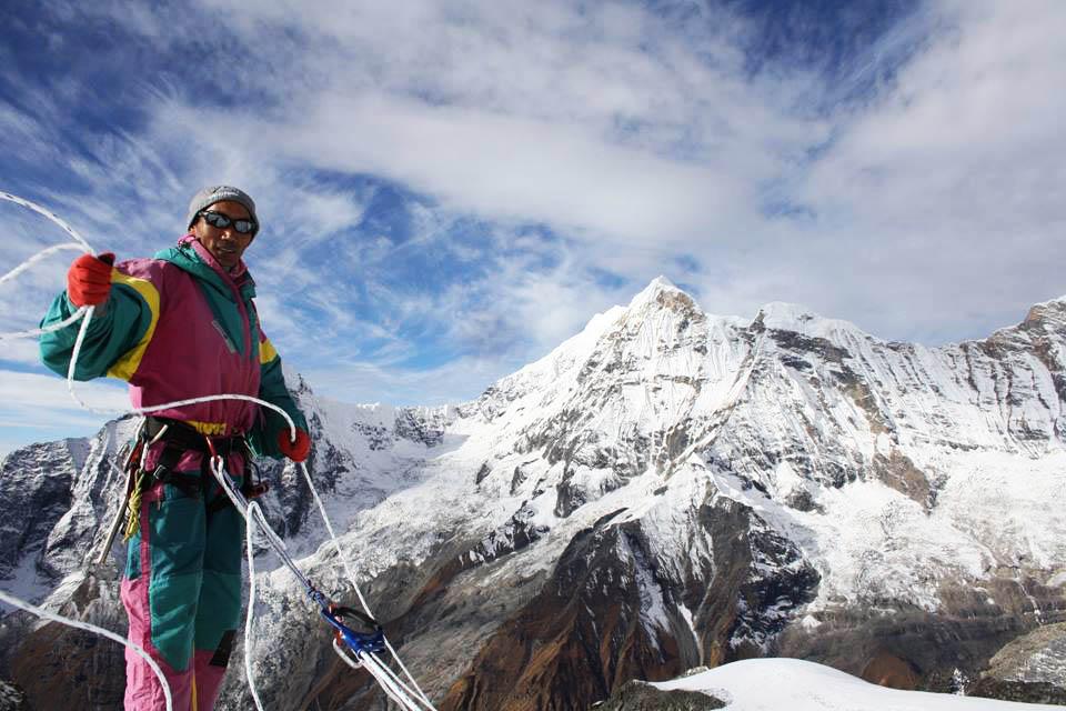 Kami Rita Sherpa es quien mejor conoce la realidad de los trabajadores sherpas de Everest..