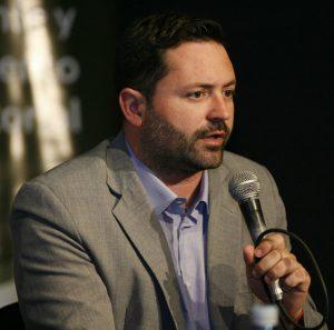 Sebastián Melchor, Director de Recursos Naturales Renovables de Mendoza.