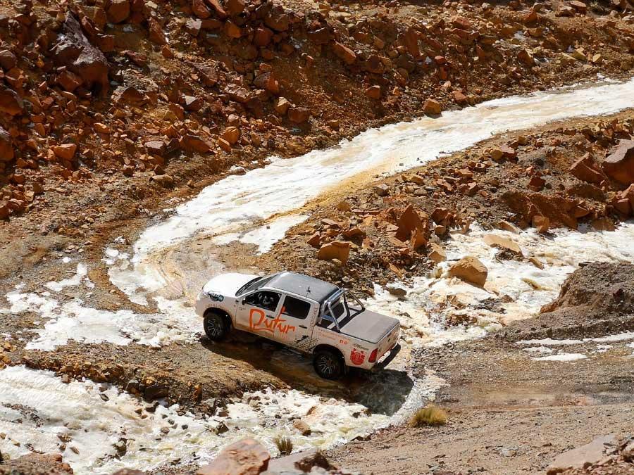 Rutur Viajes es una empresa experta en expediciones en las Sierras de Famatina.
