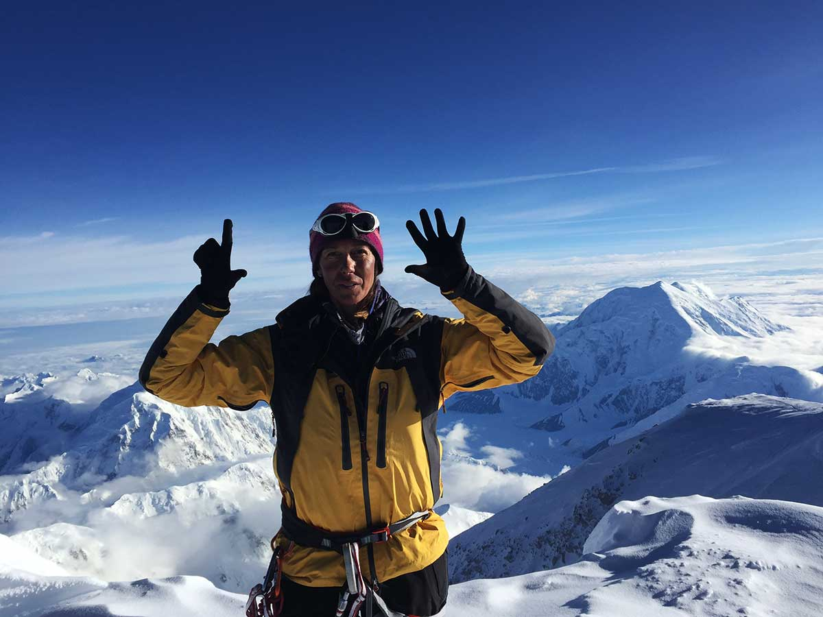 Seven Summits, objetivo cumplido.