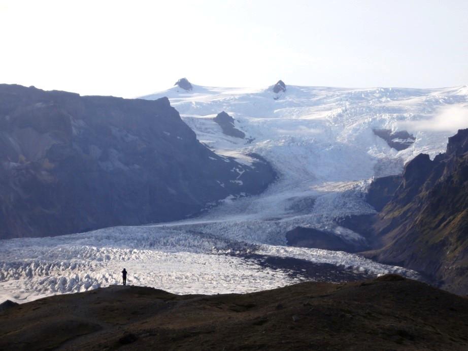 Vatnajökull-Islandia