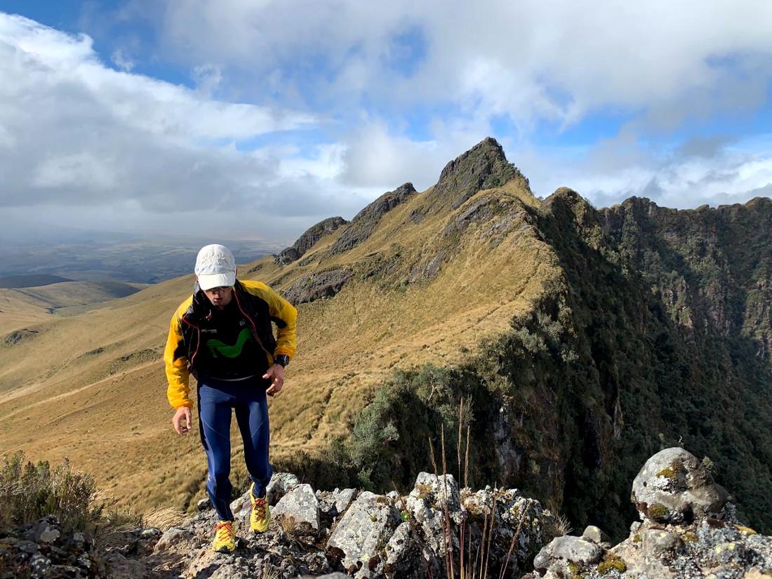 Karl Egloff espera con ansiedad el momento de volver a las montañas, superada la cuarentena.