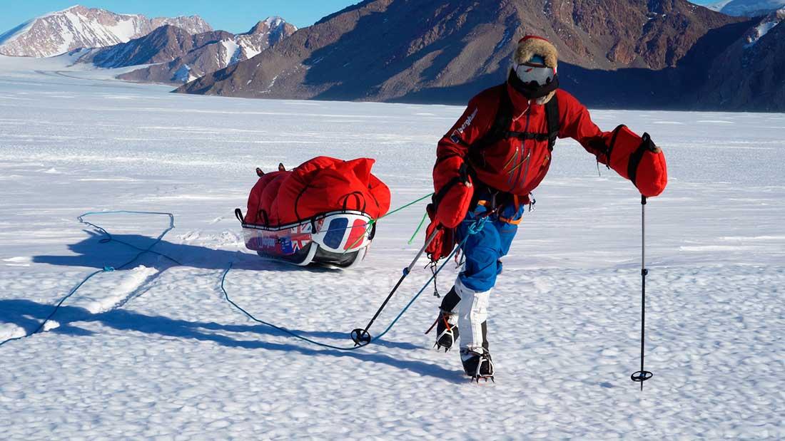 Spectre Expedition: Mission Anctartica, el film inglés presente en Banff de Argentina.