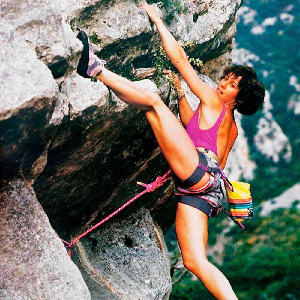 Distinguirán con el máximo galardón la trayectoria de la alpinista y escaladora francesa Catherine Destivelle.