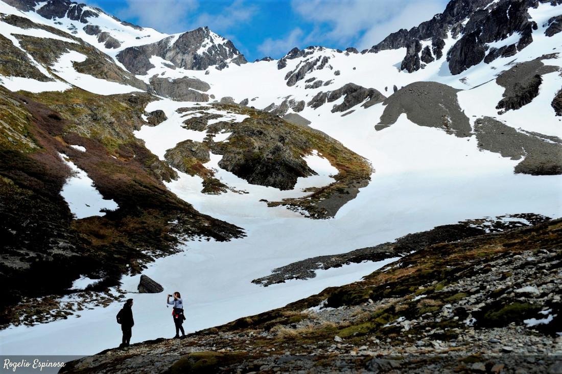 Glaciar Martial, Ushuaia, Tierra del Fuego (Ph Rogelio Espinosa - findelmundo.tur.ar)