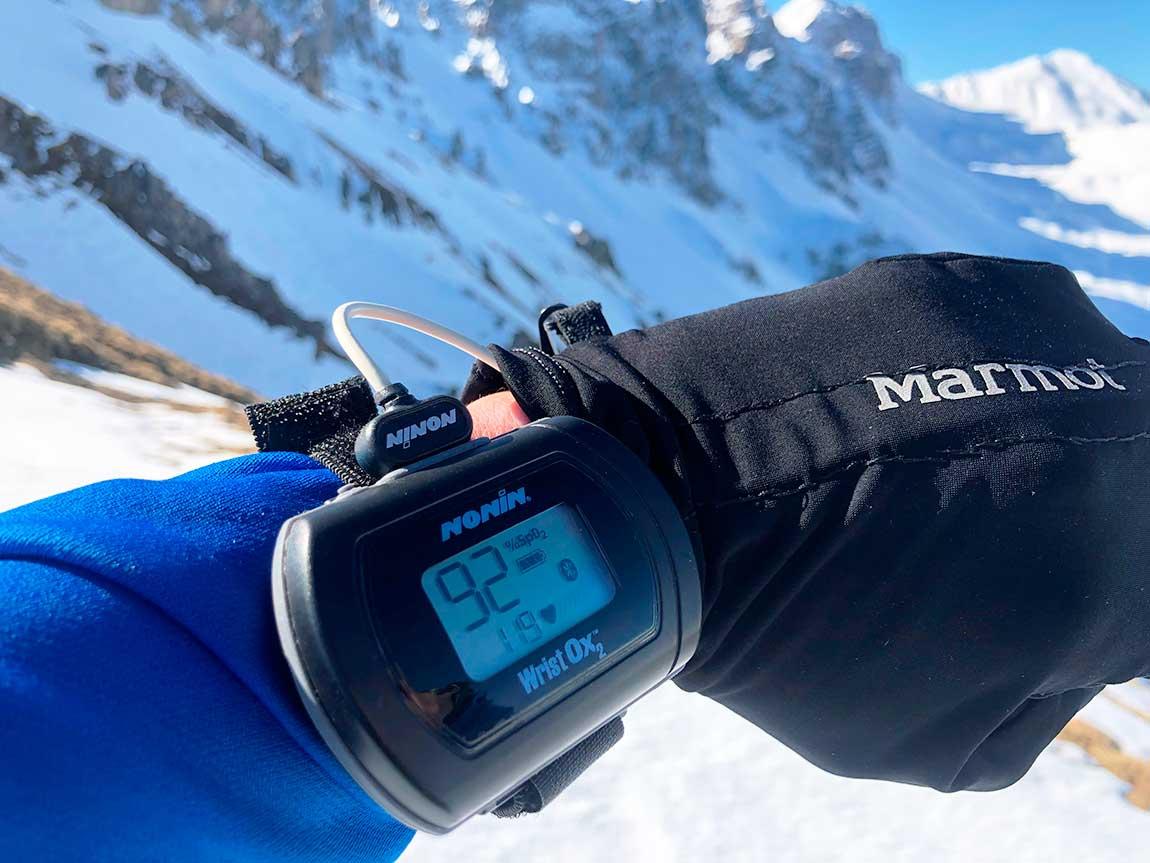 El desarrollo de Furtenbach en Everest lo comparte con la empresa Marmot. (Ph Furtenbach)