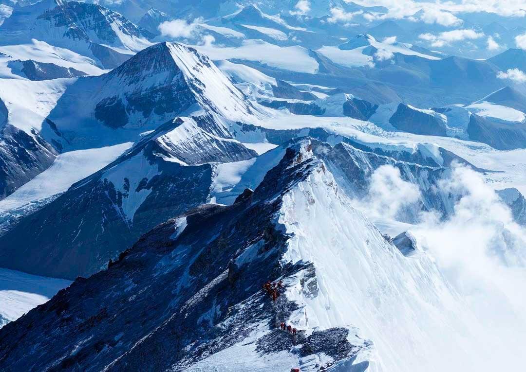 Se busca reducir en Everest el riesgo de muerte (Ph@furtenbachadventures)