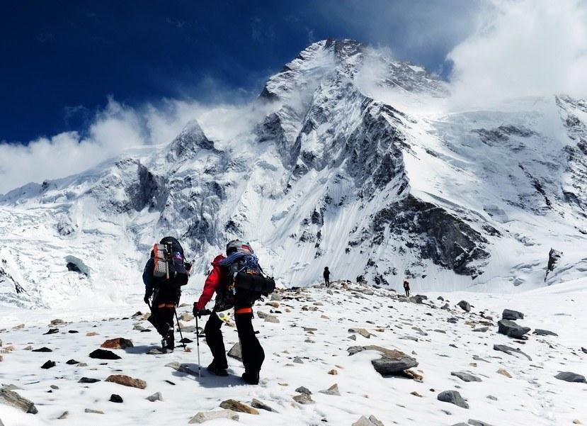 K2 en invierno, el último desafío pendiente para el alpinismo mundial. (Ph 7 Summits Club)