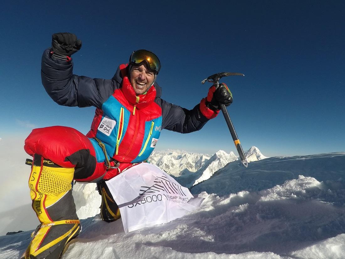 El reconocido alpinista catalán Sergi Mingote, será segundo líder en la expedición al K2 invernal.