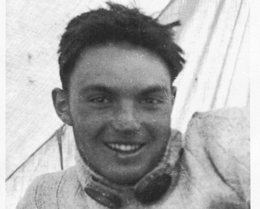 El gran montañista Ulises Vitale tenía solo 18 años en el intento de 1965 a la montaña que hoy lleva su nombre.