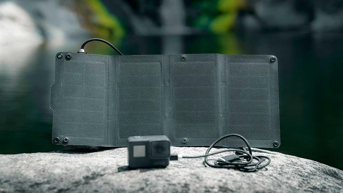 SOLAR 7 tiene utilidad para cualquier tipo de equipo que se pueda cargar a través del puerto USB.