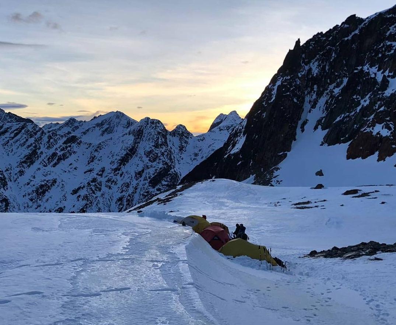 Los meses previos a la expedición requiere de un entrenamiento continuo y a conciencia.