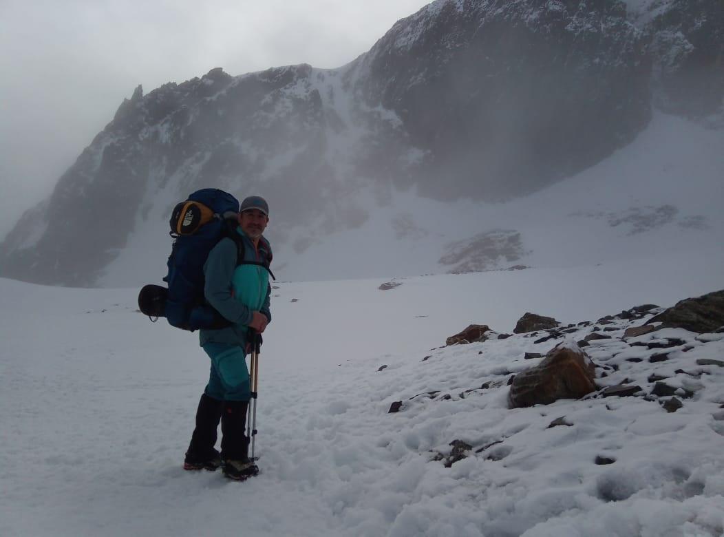 Leandro Hernández liderará la expedición al Aconcagua en homenaje al centenario de Río Grande.