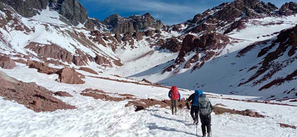 La nueva apuesta en multiaventuras de montaña fue éxito en el invierno austral.éito en
