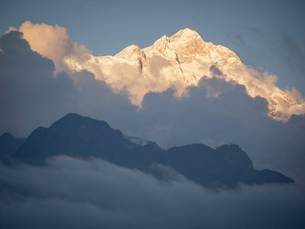 Magia de contrastes en el circuito de los Annapurnas.